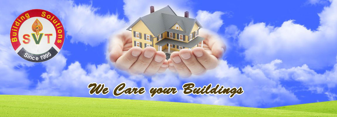 Wecare your building